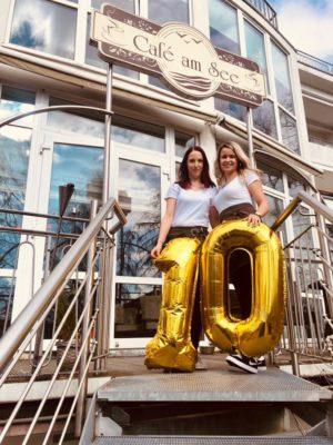 10 Jahre Café am See